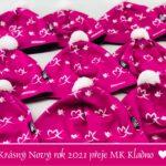 Krásný Nový rok 2021 přeje MK Kladno